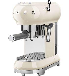 Smeg cafetera ECF01CREU color crema 1l