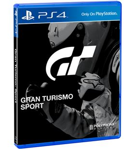 Sony gran turismo sport, ps4 GTSPORT Accesorios PS4 - 06166394
