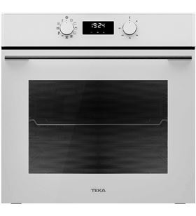 Teka horno independiente 60cm hsb630 blanco a+ 70l 41560135