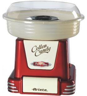 Ariete 2971 maquina de algodon de azucar Crepera, Gofrera y Pizzera