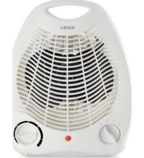 Haeger calefactor FH200002B 2000w blanco