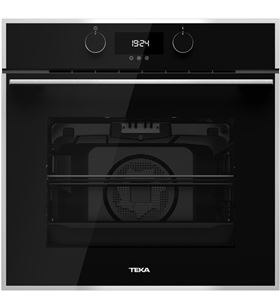 Teka horno independiente 60cm hlb840 inox/negro multifuncion 70l 41560077
