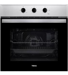 Teka horno independiente 60cm hbb605 inox a 70l 41560053