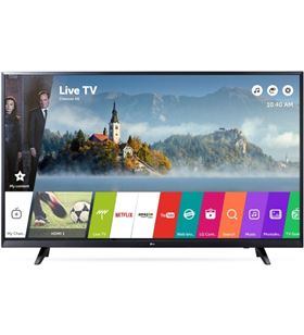 Lg tv led 43'' 43UJ620V ips 4k hdr smart tv