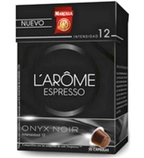 Marcilla l'arome expresso onyx 10 und. mar4028367 Ollas cazuelas - 4013897