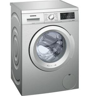 Siemens lavadora carga frontal WU14Q48XES inox 8kg 140