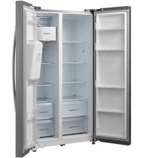 Daewoo frigorífico americano FRNSM20DVSI inox a+ 179cm