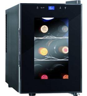 Orbegozo vinoteca 16991 vt 610 capacidad para 6 botellas display lcd táctio VT610 - VT610