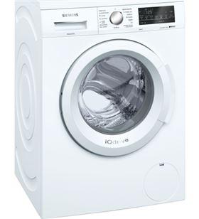 Siemens lavadora carga frontal WU14Q468ES 8kg 1400 blanco a+++