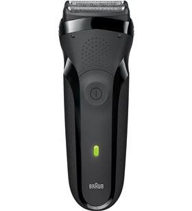 Afeitadora Braun 300serie3black BRA300SBLACK barbero afeitadoras - 300SERIE3BLACK
