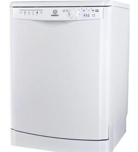 Indesit lavavajillas DFG15B10EU blanco a+