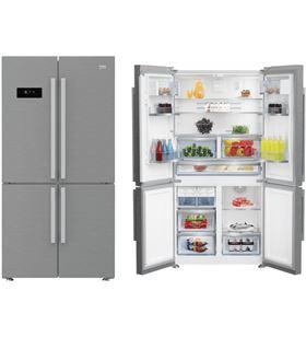 Beko frigorífico side by side GN1416231ZX 179cm