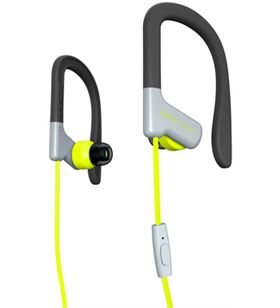 Auriculares deportivos Energy sistem earphones sport 1 amarillos ENRG429356 - ENRG429356