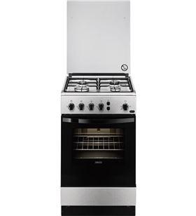 Zanussi cocina gas zcg510g1xa 50cm 4f inox but ZANZCG510G1XA