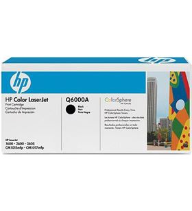 Hp toner q-6000a Fax digital cartuchos - 06126868