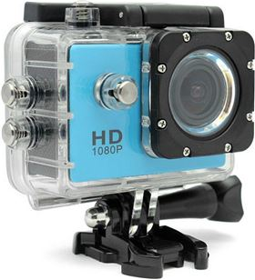 Japa ECD6301 camara deportiva full hd azul Videocámaras - 06162081