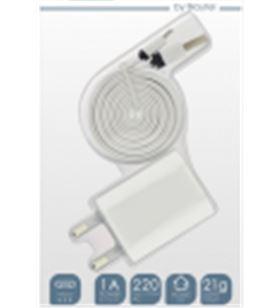 Japa cargador casa 1000 iphone 4 ipad 2/3 scc4079 Cables - SCC4079
