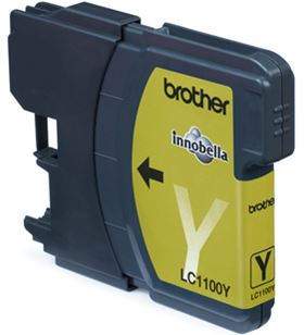 Brother cartucho lc-1100y brolc1100ybp Fax digital cartuchos - 06138669