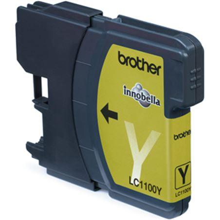 Brother cartucho lc-1100y brolc1100ybp Fax digital cartuchos - 06138669