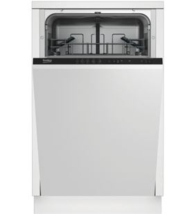 Beko lavavajillas integrable DIS15013 a+ watersafe 45cm