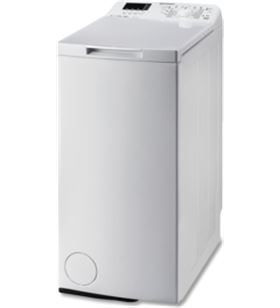 Indesit lavadora carga superior itwd61253w 6 kg 1200rpm a+++ blanco INDITWD61253W - ITWD61253WES