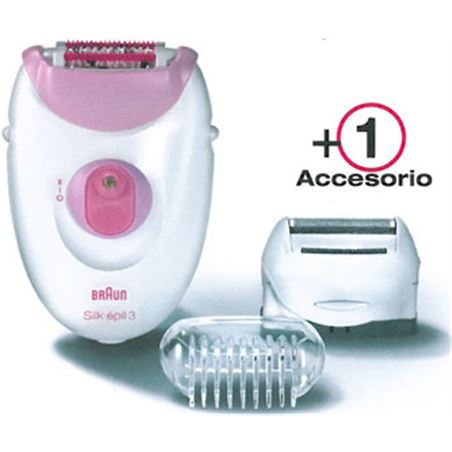 Braun depiladora 3270soft sistema masaje 3-3270 Depiladoras fotodepiladoras - 3-3270