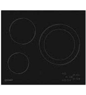Indesit placa vitroceramica ri360c 3 zonas de coccion RI630C - RI360C