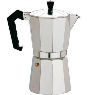 Cafetera clasica aluminio 6 tazas Alza ALZ00350006