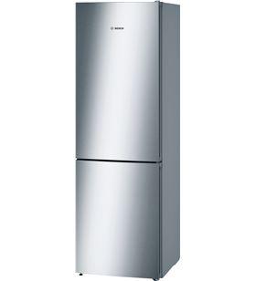 Bosch frigorifico combi KGN36VI4A puertas acero inox antihuellas 186cm
