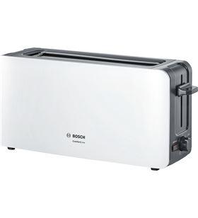 Bosch tostador TAT6A001 calienta-panecillos integrado y plegable