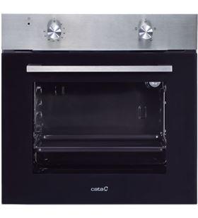 Cata horno independiente se6204x convencional inox/negro 07044600