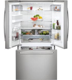 Aeg RMB86321NX frigorifico combi 3 puertas no frost - RMB86321NX