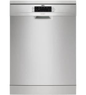 Aeg FFB63700PM lavavajillas clase d 15 servicios Lavavajillas - FFB63700PM