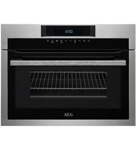 Aeg KME721000M microondas con grill inox Hornos eléctricos independientes - KME721000M