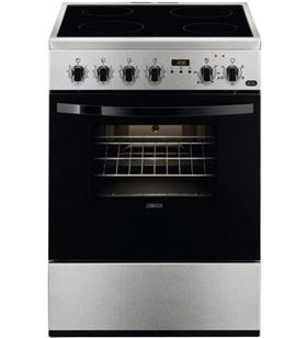 Zanussi cocina electrica zcv65311xa inox ZANZCV65311XA - ZCV65311XA
