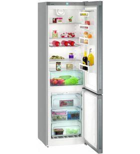 Liebherr frigorífico combi no frost CNPEL371 Frigoríficos combinados