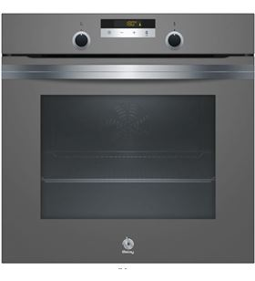 Balay horno independiente 3HB5848A0 cristal gris antracita 60cm