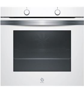 Balay horno independiente cristal blanco 3HB5000B0 60cm