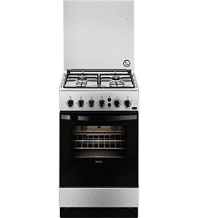 Zanussi cocina a gas zcg212g1xa gas butano inox ZANZCG212G1XA