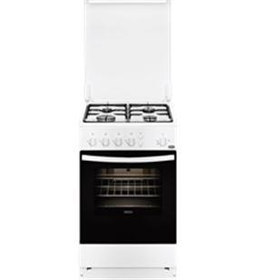 Zanussi cocina a gas ZCG510G1WA gas butano blanco Cocinas vitroceramicas - ZCG510G1WA