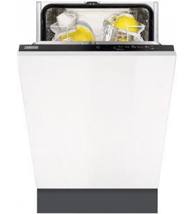 Zanussi lavavajillas integrable ZDV12003FA 45cm a+