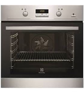 Electrolux horno multifuncion EOB3434FOX inox antihuellas a+