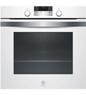 Balay horno independiente cristal blanco 3HB5358B0 60cm