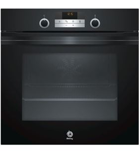 Balay horno independiente 3HB5358N0 cristal negro
