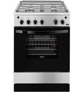 Zanussi cocina a gas zcg61281xa gas butano inox ZANZCG61281XA - ZCG61281XA