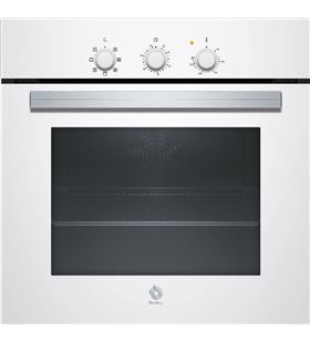 Balay 3HB2010B0 horno multifunción de 60cm blanco clase a 5 funciones