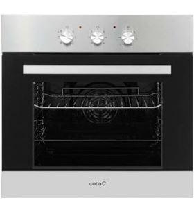 Cata horno multifuncion acero inox cristal negro 07032310