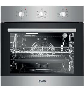 Svan horno multifuncion inox 5 funciones turbo SVH124X