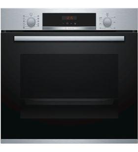 Bosch horno multifunción HBA574BR00 60cm cristal negro