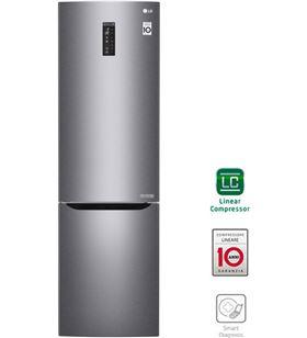 Lg frigorifico combi gbb60dsfms no frost inox LGGBB60DSMFS